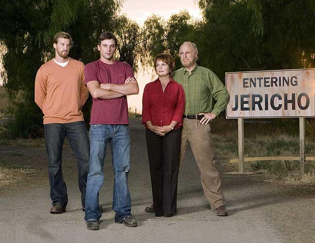 La serie 'Jericho'