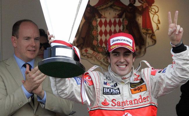 Alonso, ganador en audiencia