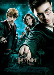 Harry Potter y la Orden del F�nix - Cartel
