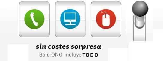 Publicidad de ONO