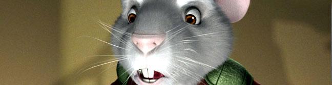 'Pérez, el ratoncito de tus sueños'