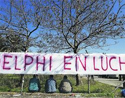 Delphi y los trabajadores cierran con acuerdo