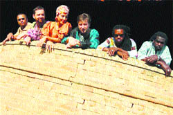 Mirada musical a África