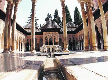 La noche más larga para la Alhambra