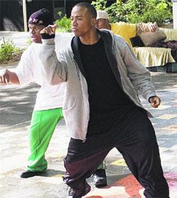 bailes en la universidad