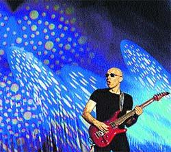 Satriani o las cuerdas de la guitarra legendaria