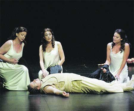 Una ópera MAESTRA