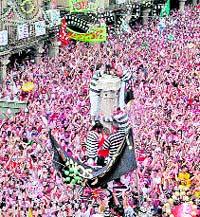 La fiesta en Teruel existe