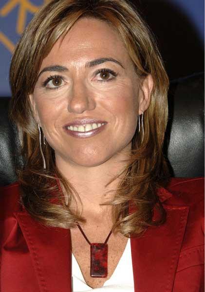Carme Chacón