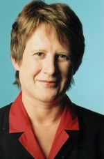 La ministra Karin Wolff