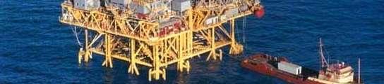 Plataforma petrolífera de Shell