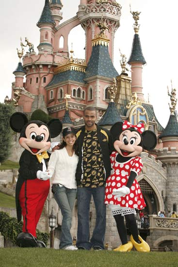 Disneyland Longoria y Parker