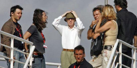 Woody inicia el rodaje en Barcelona