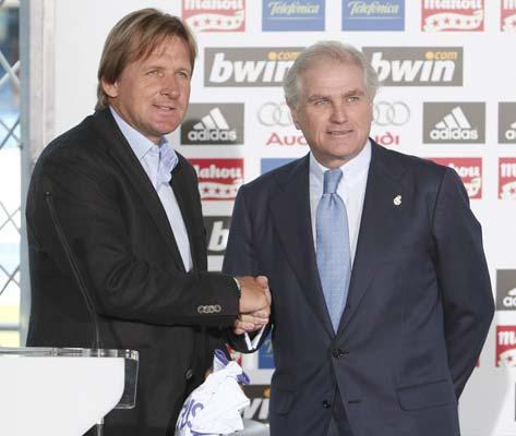 Schuster y Calderón