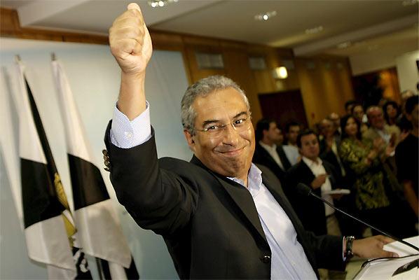 Nuevo alcalde Lisboa