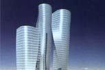 Las torres trillizas de Calatrava