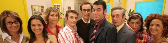 Actores de Cámera café
