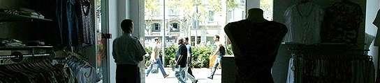 Apagón en Barcelona