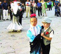 Nena Daconte, Antonio Carmona y Los Brincos actúan para La Paloma