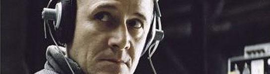 El actor, en la portada de la película 'La vida de los otros'.