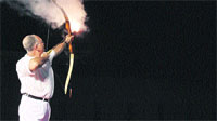 Rebollo torna a encendre el peveter olímpic