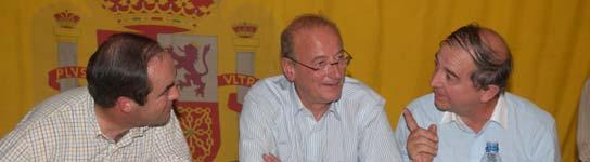 Iñaki Anasagasti y José Bono