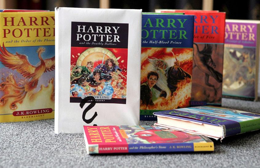 Tomos de Harry Potter