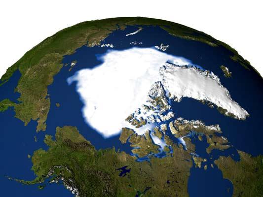 Putin quiere que el Polo Norte sea ruso