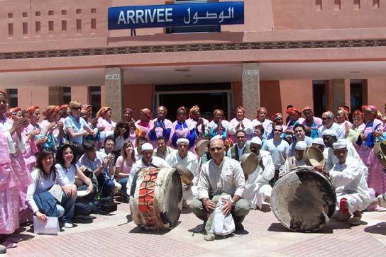 Estudio de la Fatiga en Marruecos I