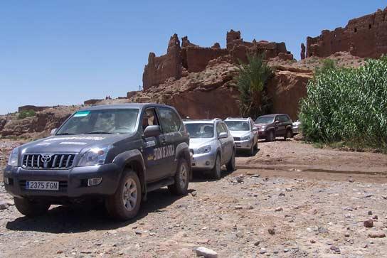 Estudio de la Fatiga en Marruecos II