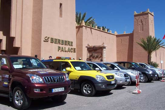 Estudio de la Fatiga en Marruecos III