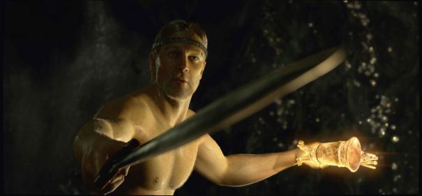 Ray Winstone en 'Beowulf'