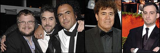 Cineastas latinos con poder en Hollywood