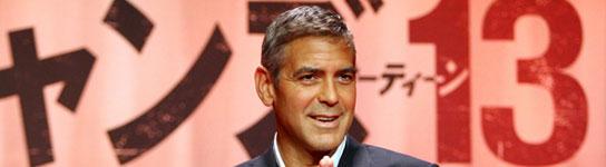 George Clooney en Japón