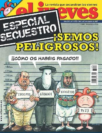 La revista que secuestran el viernes nuevo lema de 39 el for Revista primicias ya hoy