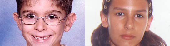Yeremi y Sara, desaparecidos en Canarias (sosdesaparecidos.es)