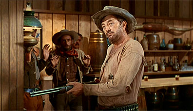 Robert Mitchum en 'El Dorado'
