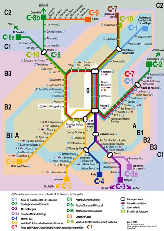 Sin trenes entre Atocha y Chamartn  20minutoses
