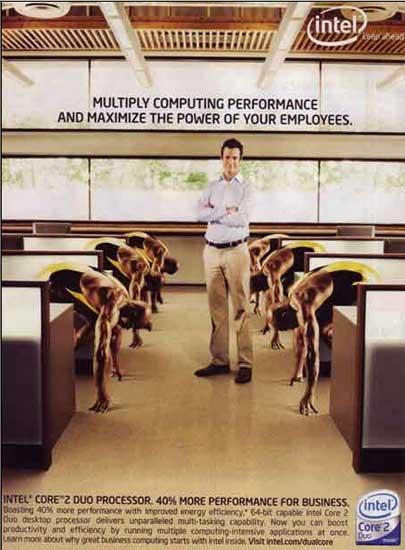 Campaña Intel