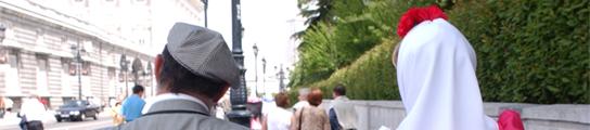 El Madrid más castizo se pasea por las calles