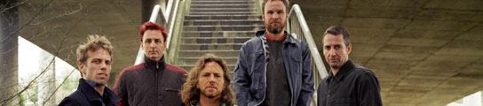 Pearl Jam antes de Festimad 2007