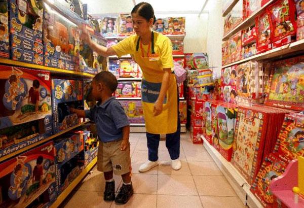 Mattel retira miles de juguetes