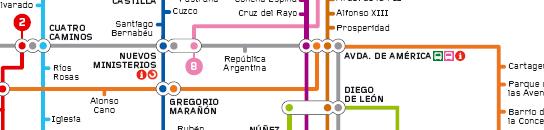 Linea 6 plano