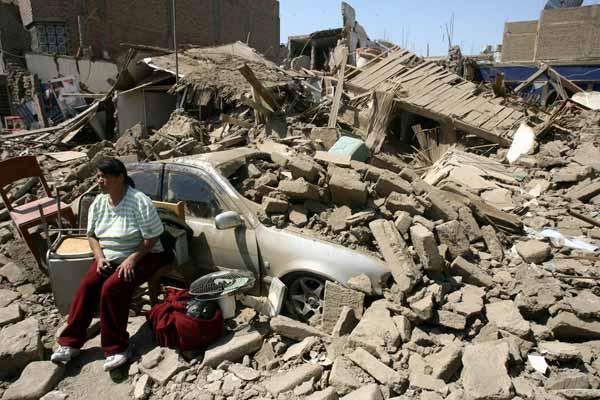 Terremoto de Perú