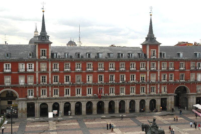 Casa de la Carnicería de la Plaza Mayor
