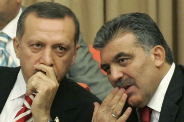 Gül y Erdogan