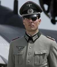 Tom Cruse, nazi en Valkyrie