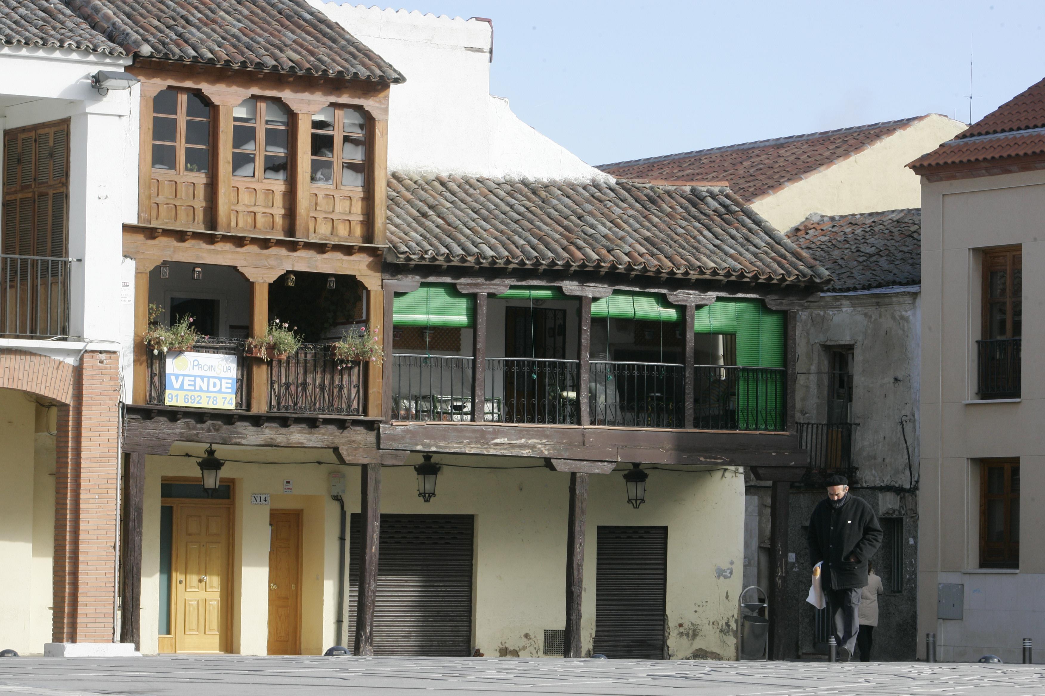 Pinto cambia los nombres de las calles de pol ticos por - Fotos de pinto madrid ...