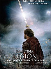 La última legión - Cartel
