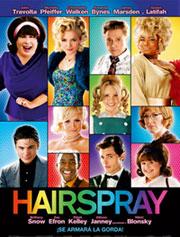 Hairspray, cartel oficial